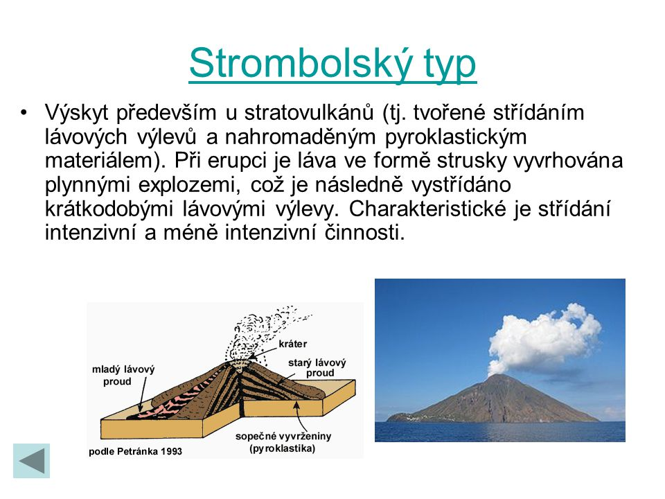 Strombolský typ