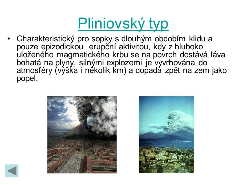 Pliniovský typ