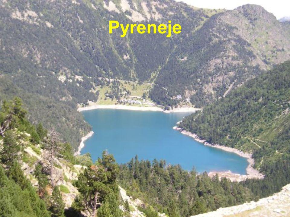 Pyreneje