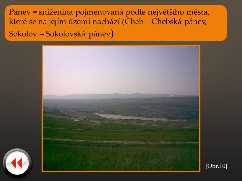 Sokolov – Sokolovská pánev)
