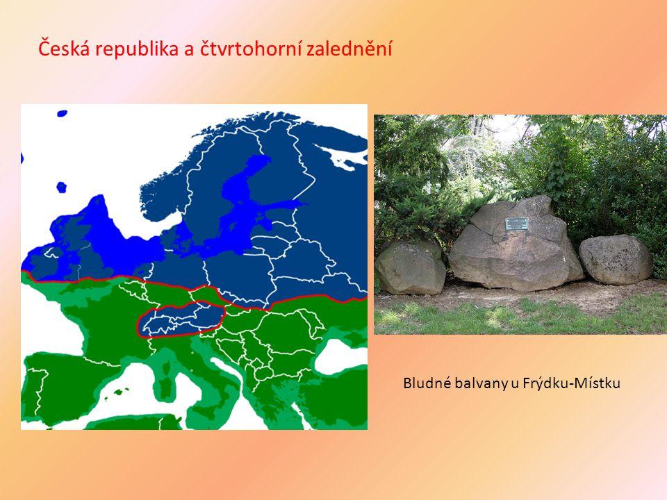 Česká republika a čtvrtohorní zalednění