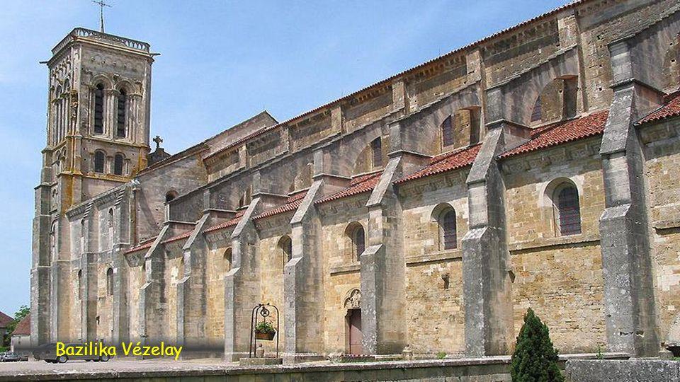 Bazilika Vézelay