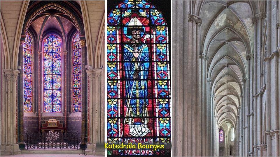 Katedrála Bourges