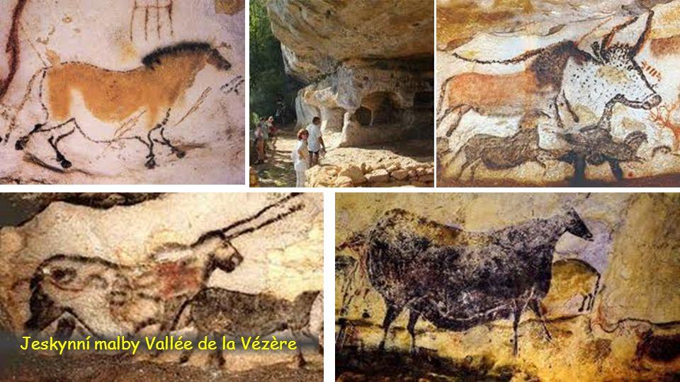 Jeskynní malby Vallée de la Vézère