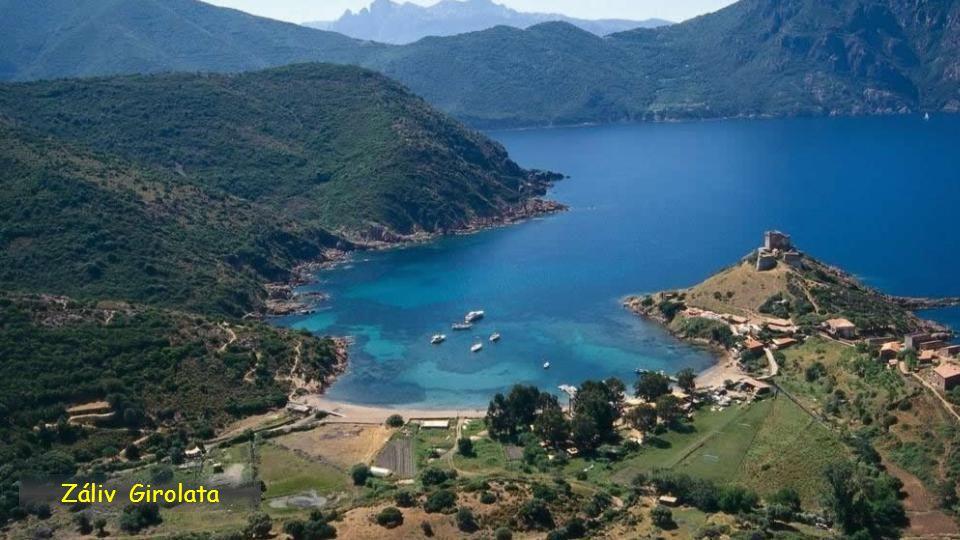 Záliv Girolata