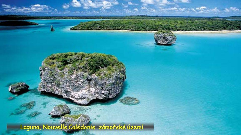 Laguna, Nouvelle Calédonie zámořské území