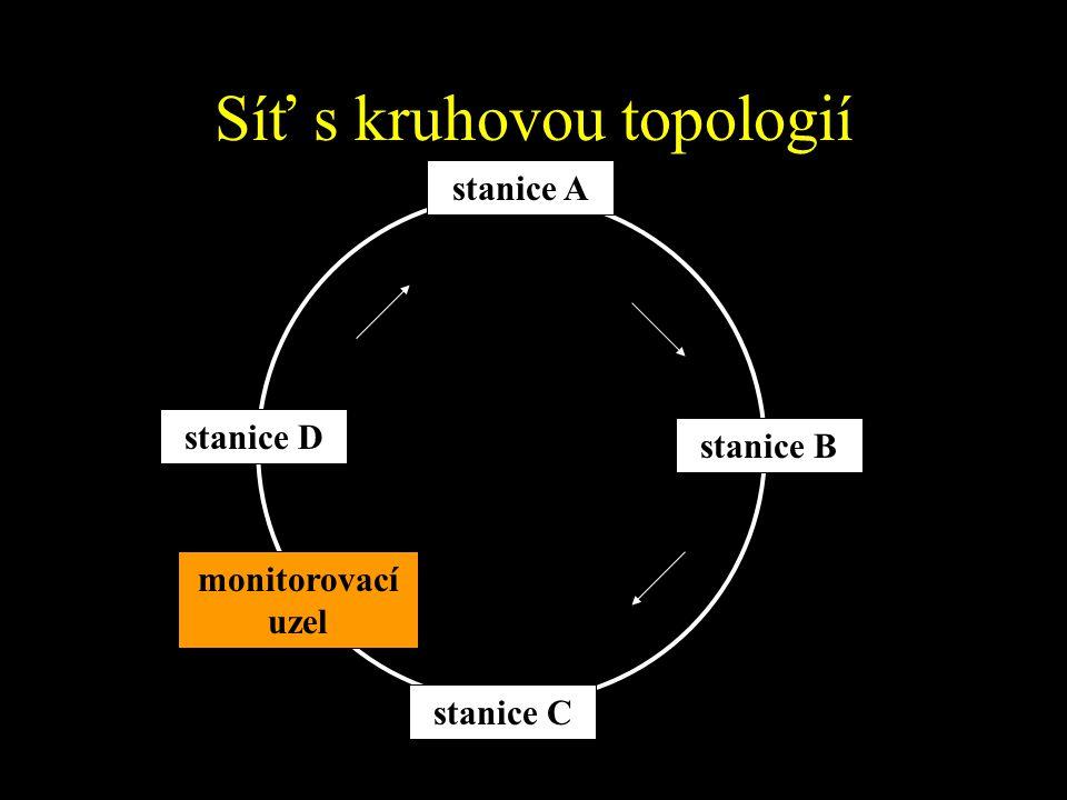 Síť s kruhovou topologií
