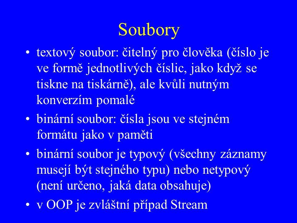 Soubory