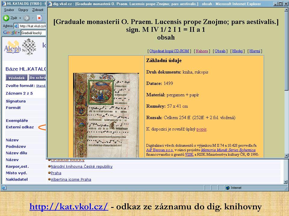 http://kat.vkol.cz/ - odkaz ze záznamu do dig. knihovny