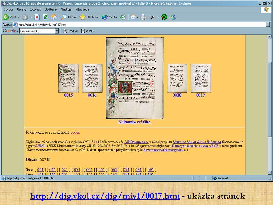 http://dig.vkol.cz/dig/miv1/0017.htm - ukázka stránek