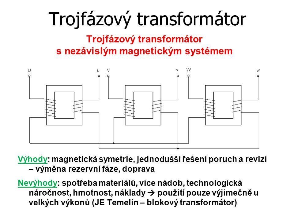 Trojfázový transformátor