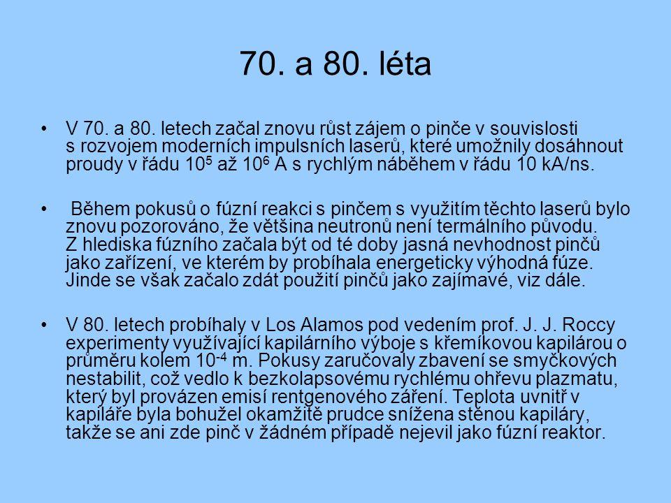 70. a 80. léta