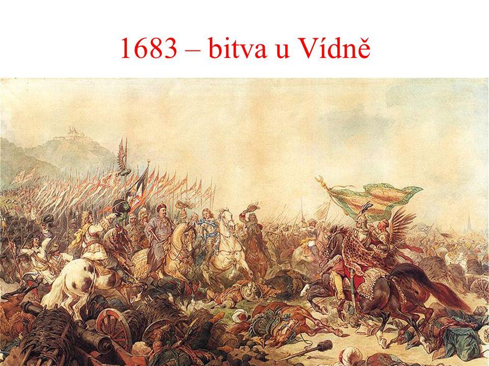 1683 – bitva u Vídně