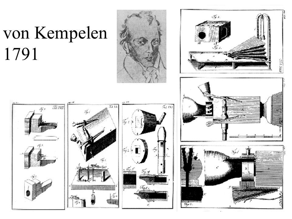 von Kempelen 1791