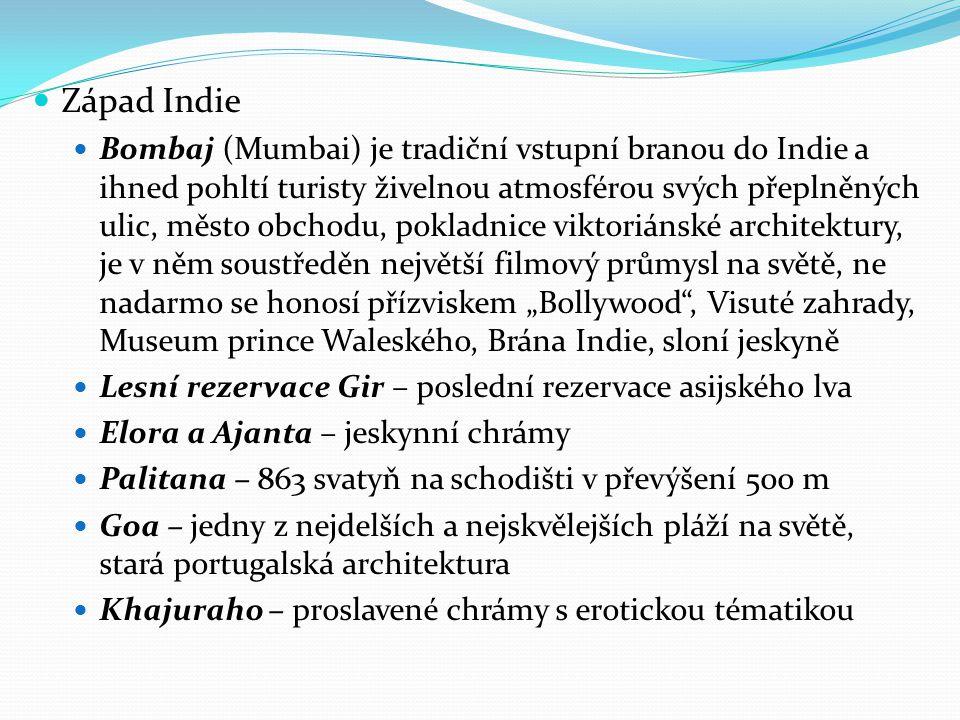 Západ Indie