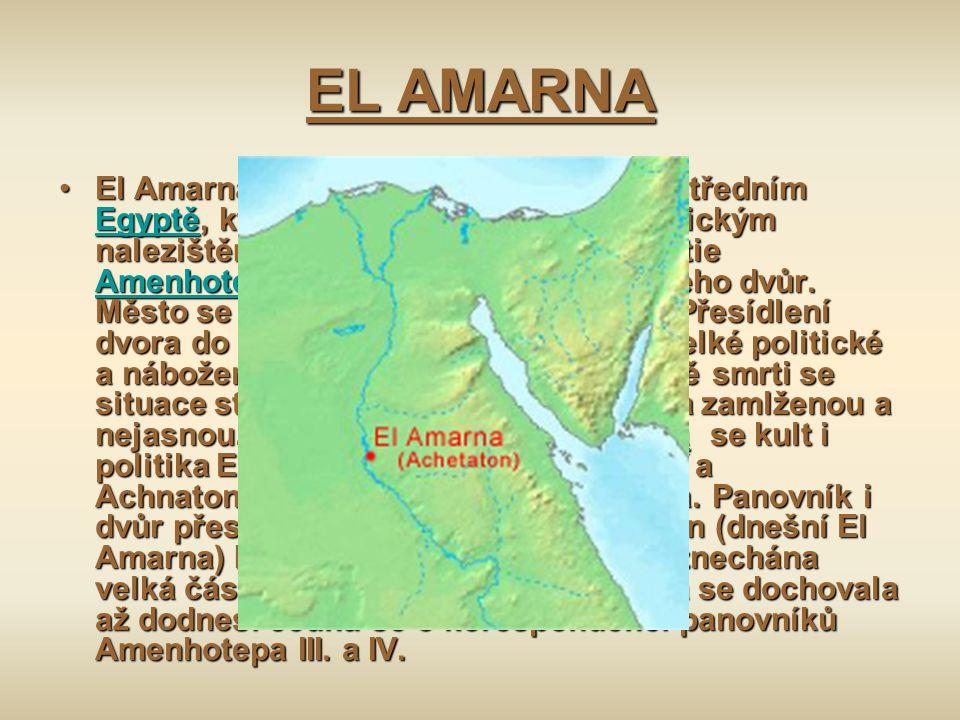 EL AMARNA
