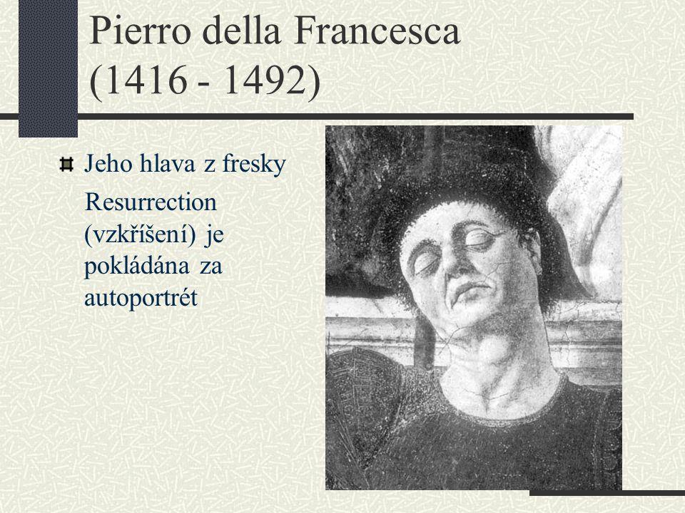 Pierro della Francesca (1416 - 1492)