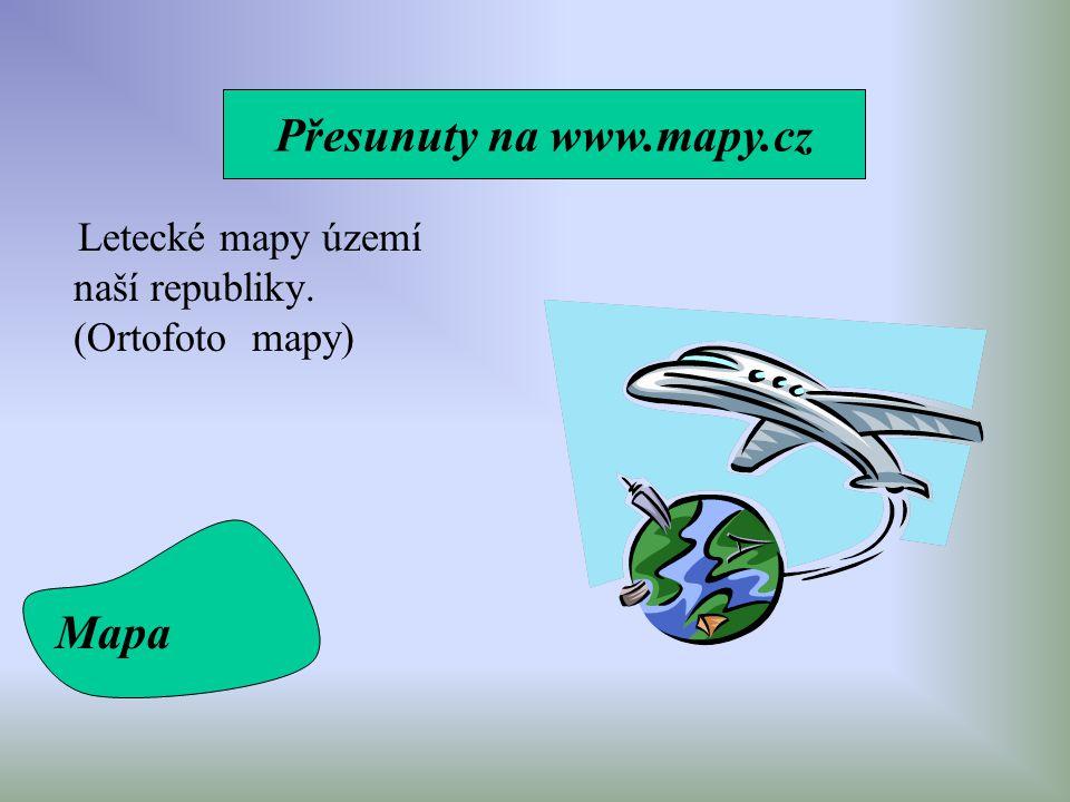 Přesunuty na www.mapy.cz