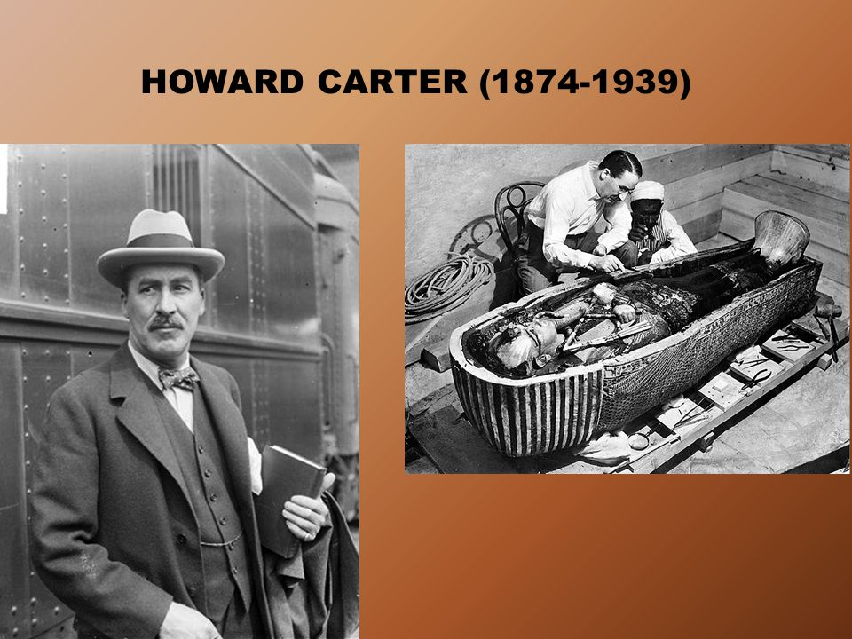 HOWARD CARTER ( )