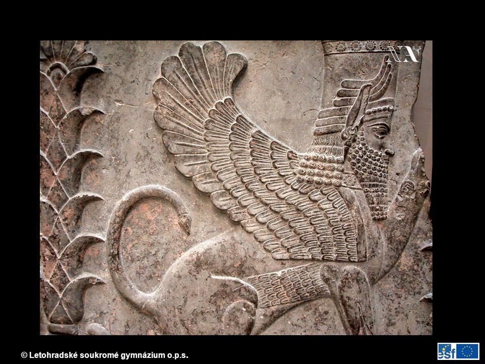 Babylonský reliéf