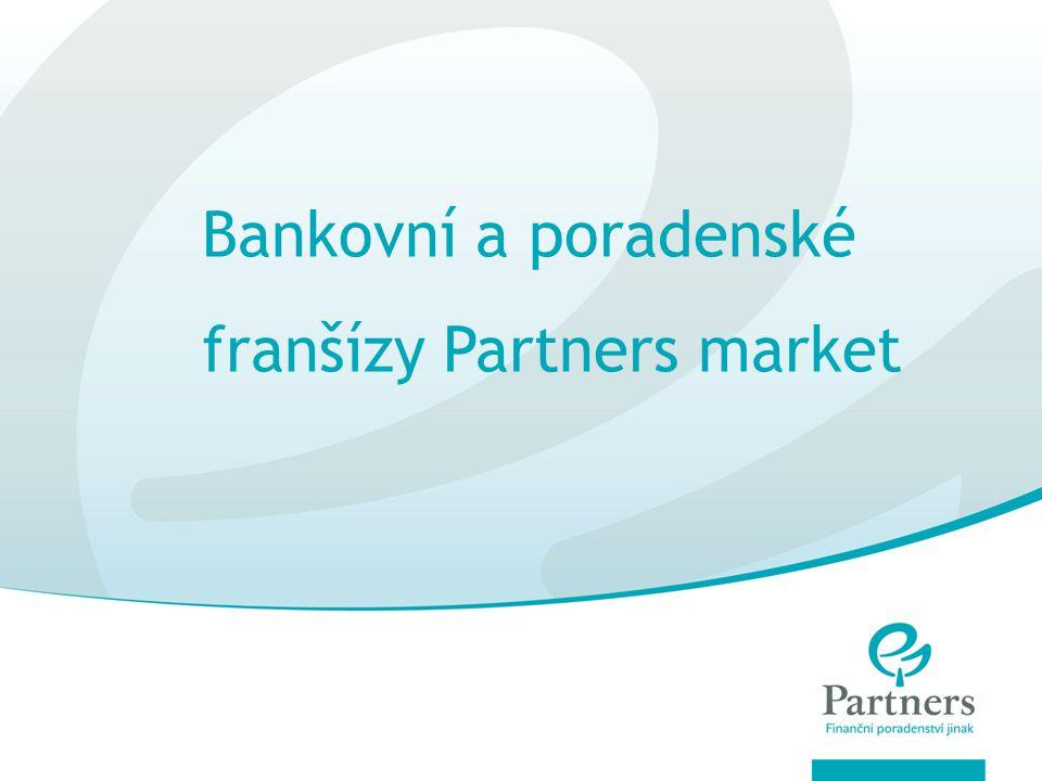 Bankovní a poradenské franšízy Partners market
