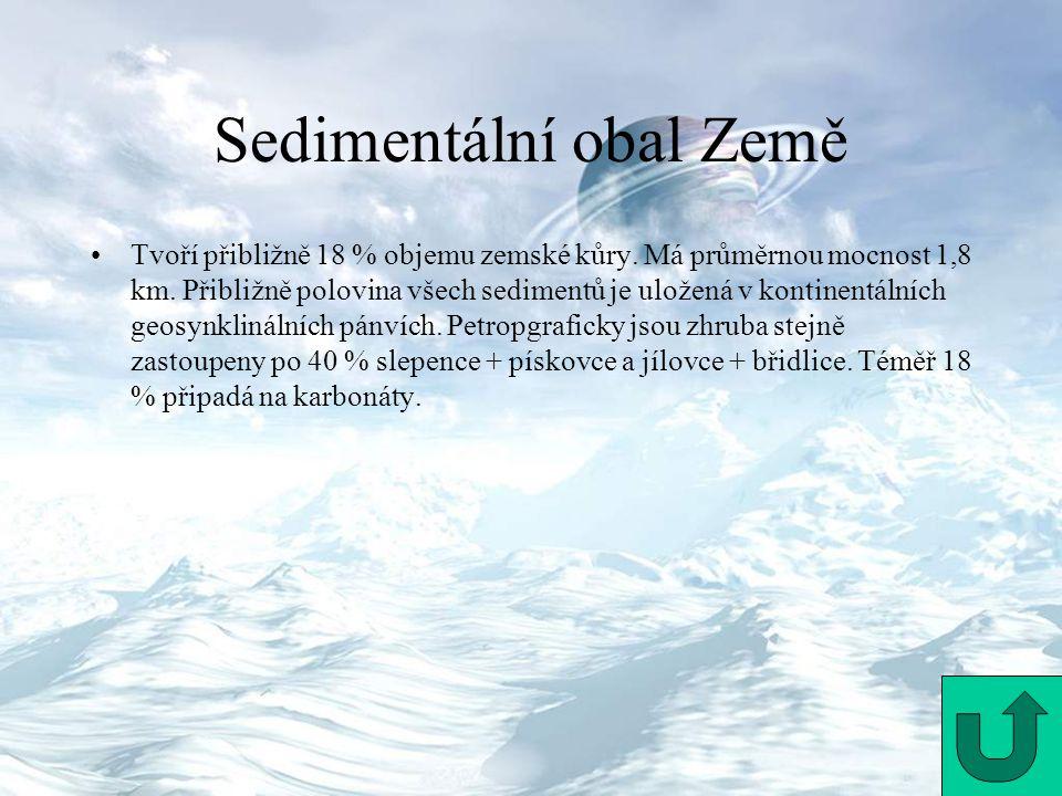 Sedimentální obal Země