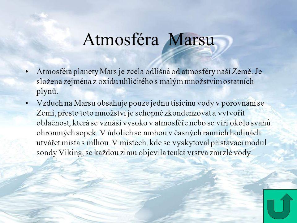 Atmosféra Marsu