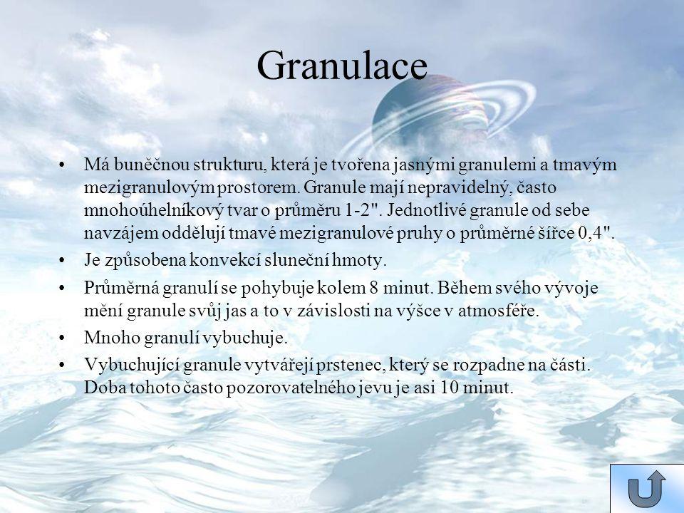 Granulace