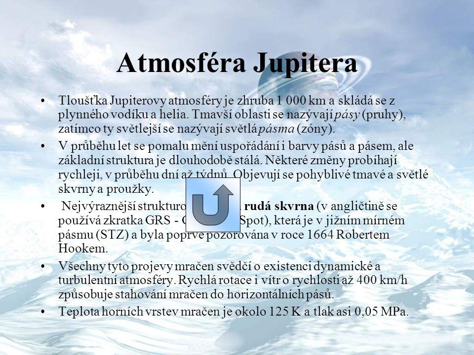 Atmosféra Jupitera