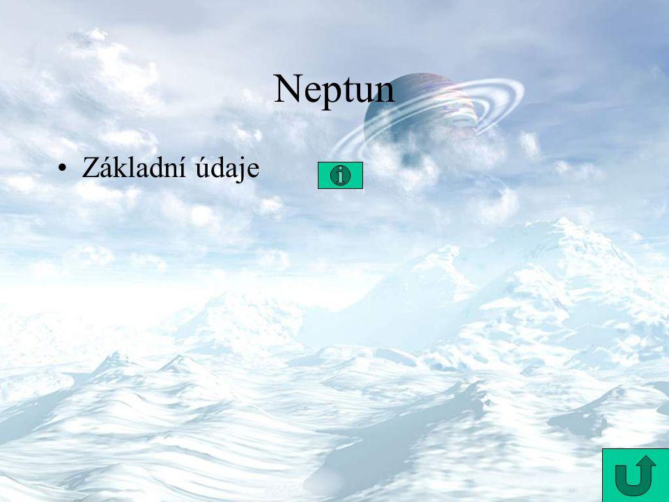 Neptun Základní údaje