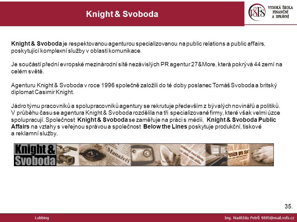 Knight & Svoboda