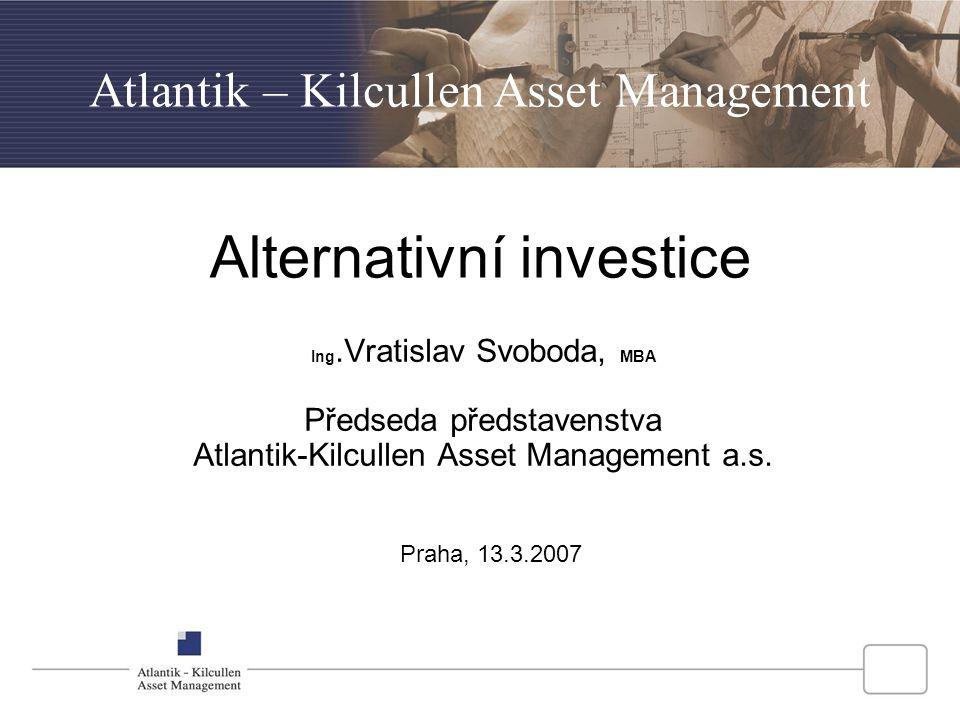 Alternativní investice