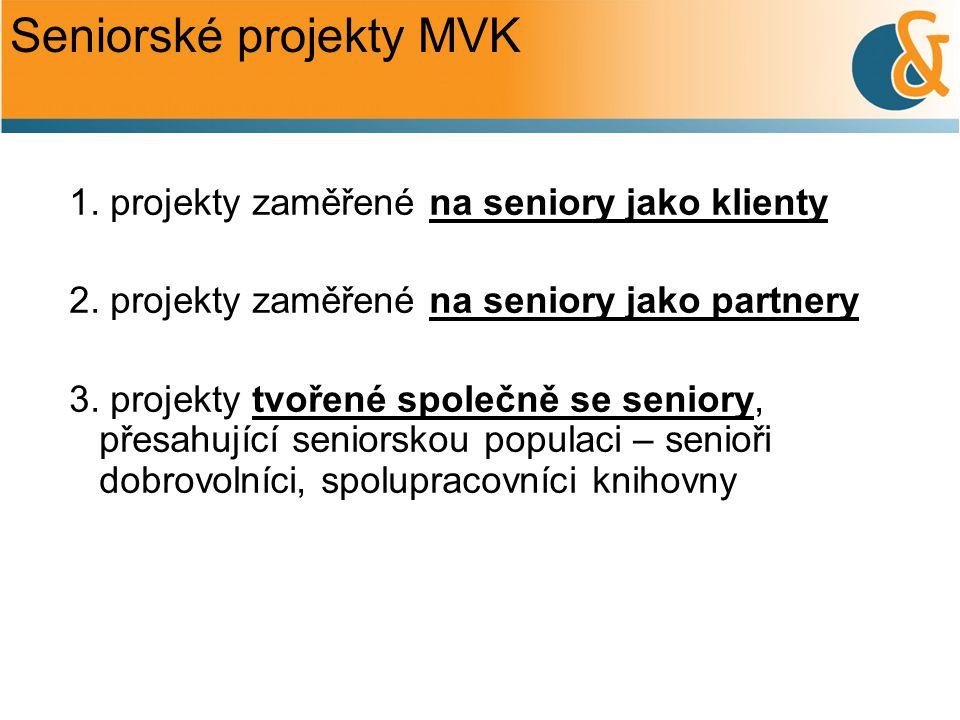Seniorské projekty MVK