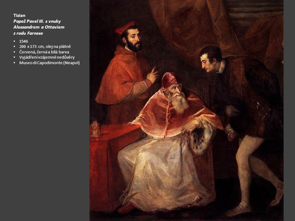 Alessandrem a Ottaviem z rodu Farnese