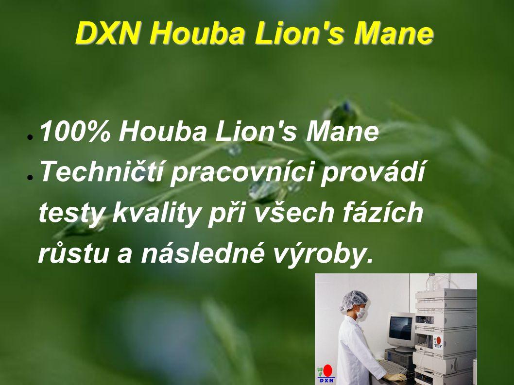 DXN Houba Lion s Mane 100% Houba Lion s Mane