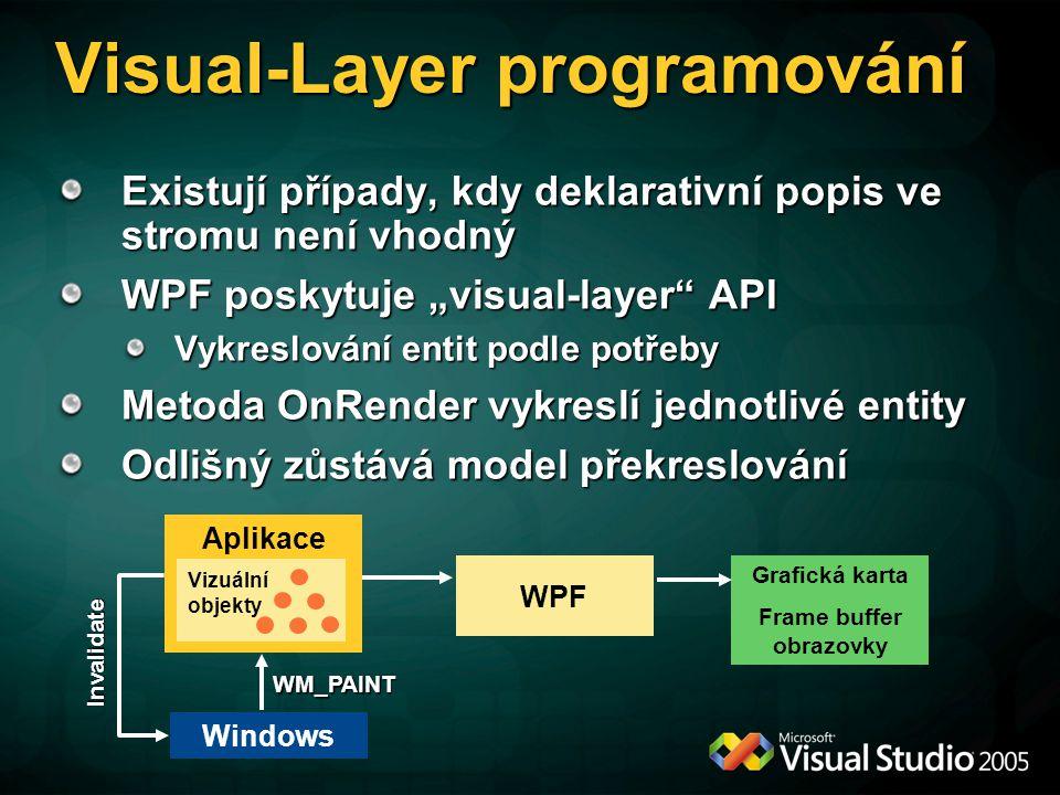 Visual-Layer programování