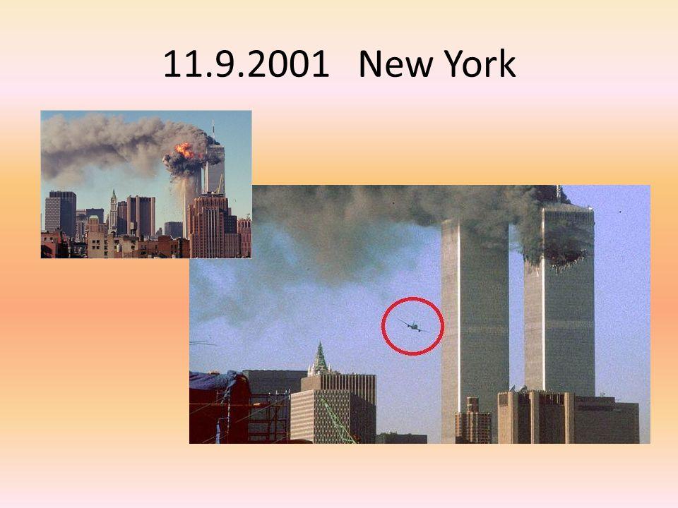 11.9.2001 New York
