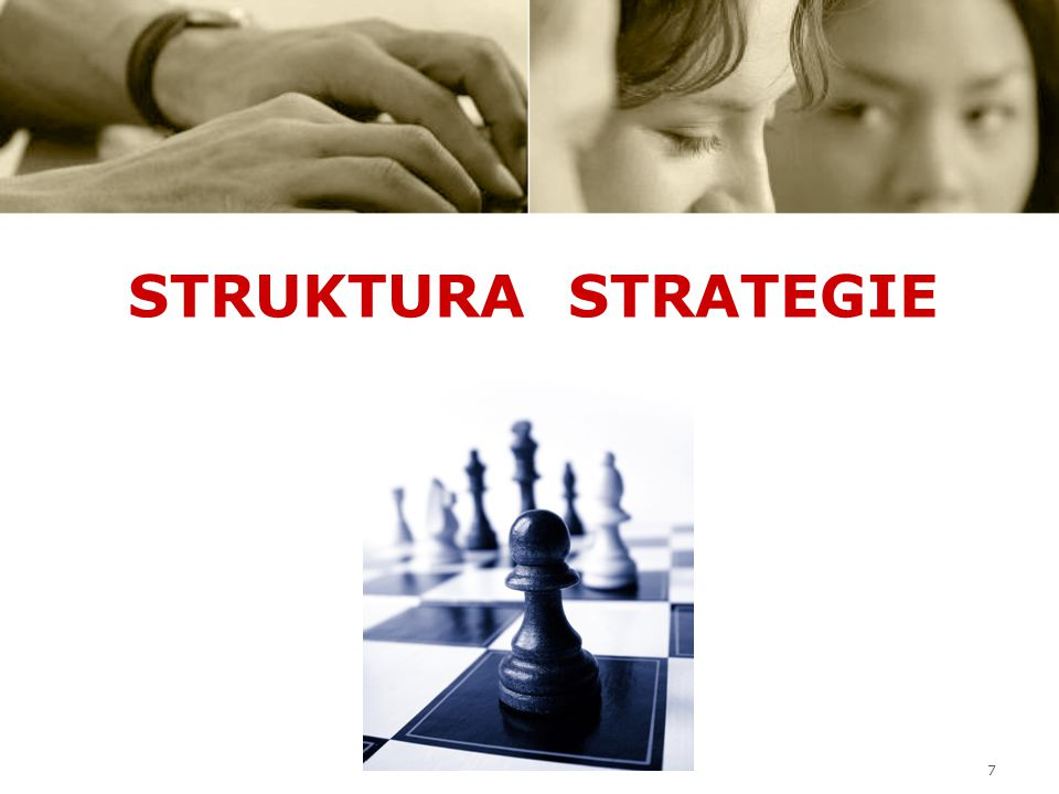 STRUKTURA STRATEGIE