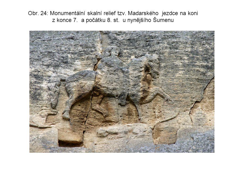Obr. 24: Monumentální skalní relief tzv