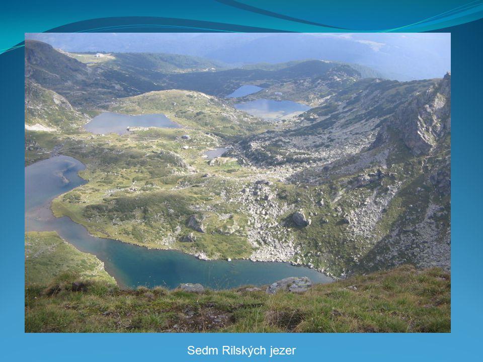 Sedm Rilských jezer