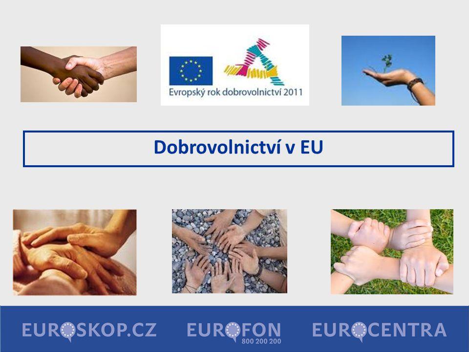 Dobrovolnictví v EU