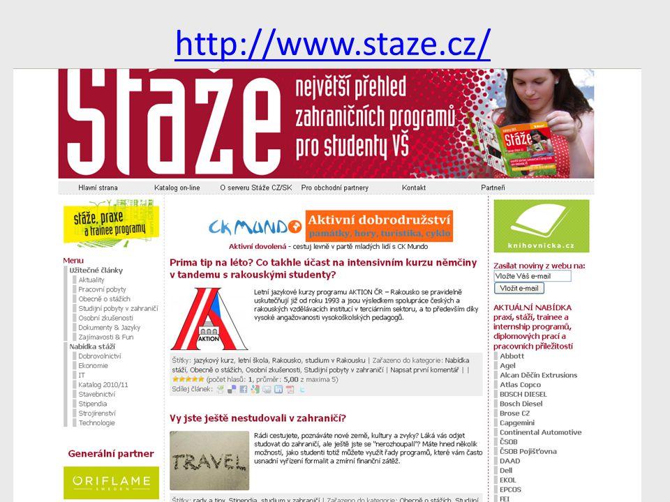 http://www.staze.cz/