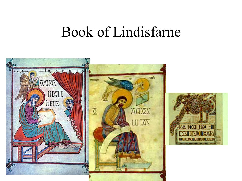 Book of Lindisfarne