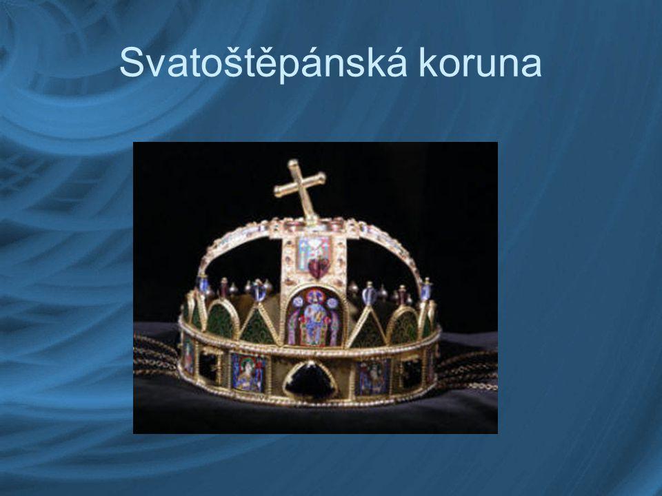 Svatoštěpánská koruna