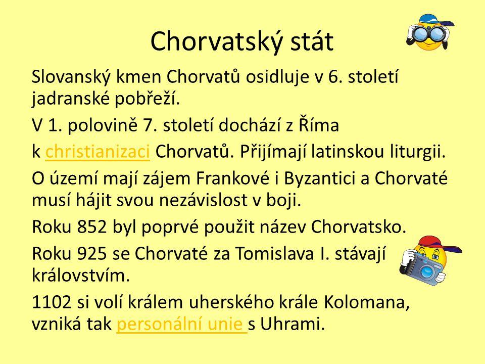 Chorvatský stát