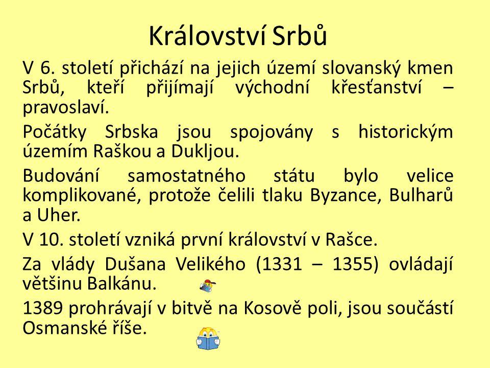 Království Srbů