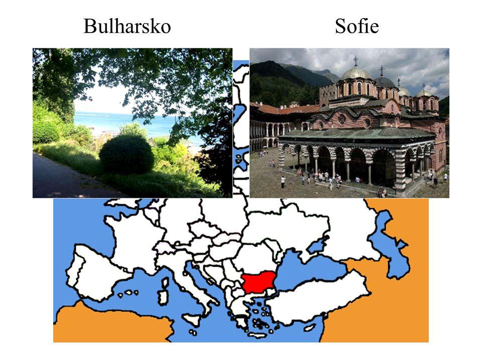 Bulharsko Sofie
