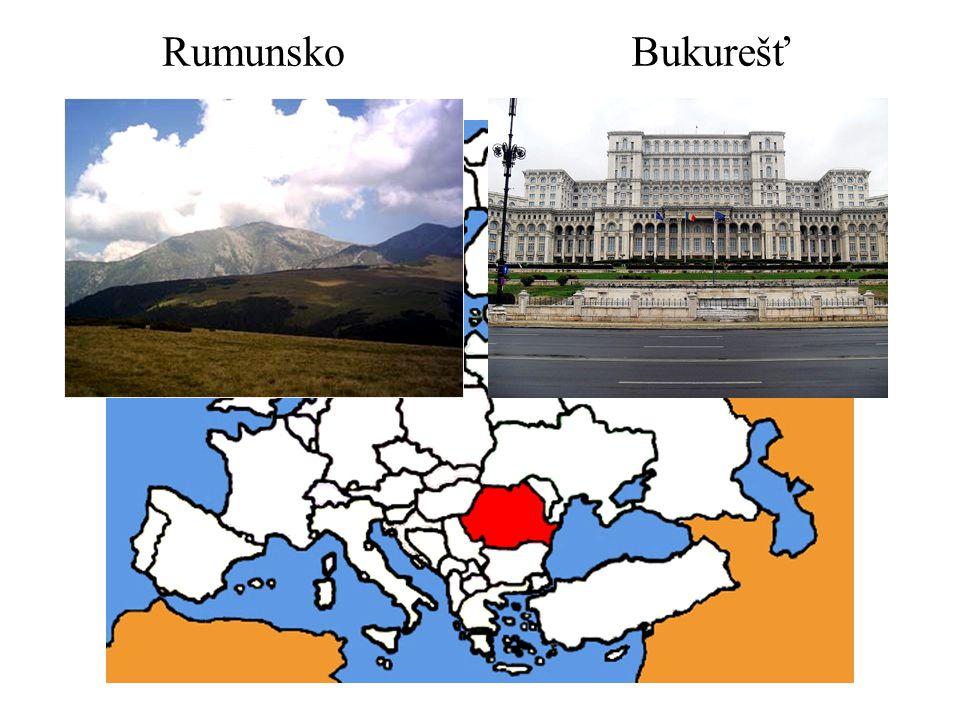 Rumunsko Bukurešť