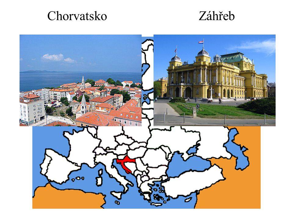 Chorvatsko Záhřeb