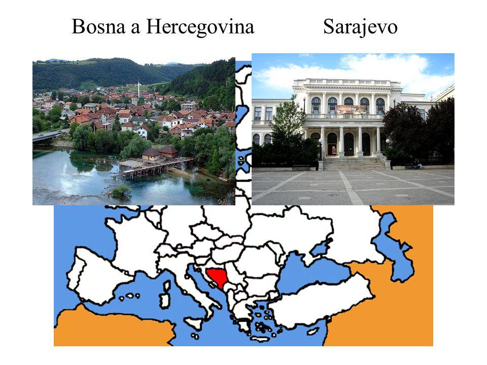 Bosna a Hercegovina Sarajevo